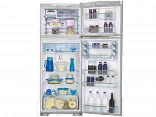 Geladeira/Refrigerador Continental Frost Free - Duplex 445L Inox RFCT501MDA1IN