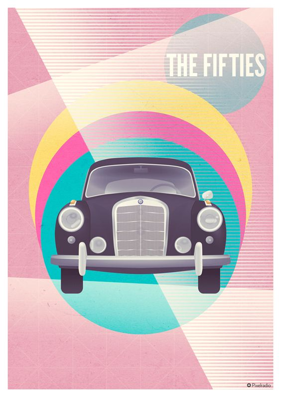 Pixelradio - The Fifties