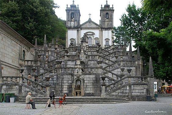 Nossa Senhora da Peneda,Portugal