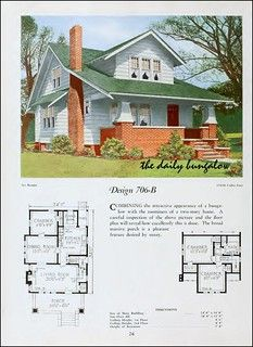 1920 National Plan Service Craftsman House Plans Craftsman Bungalow Exterior Bungalow Floor Plans