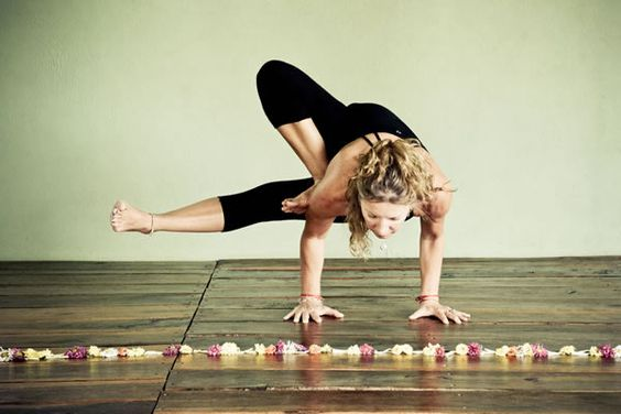 Heather Elton (my teacher) - She gives retreats, YTT, Yoga classes and workshops in London, UK and India.