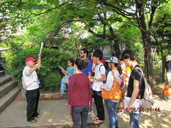 Lovely day at Yanaka Tokyo  http://www.meetup.com/OfJapan-events/events/177853222/