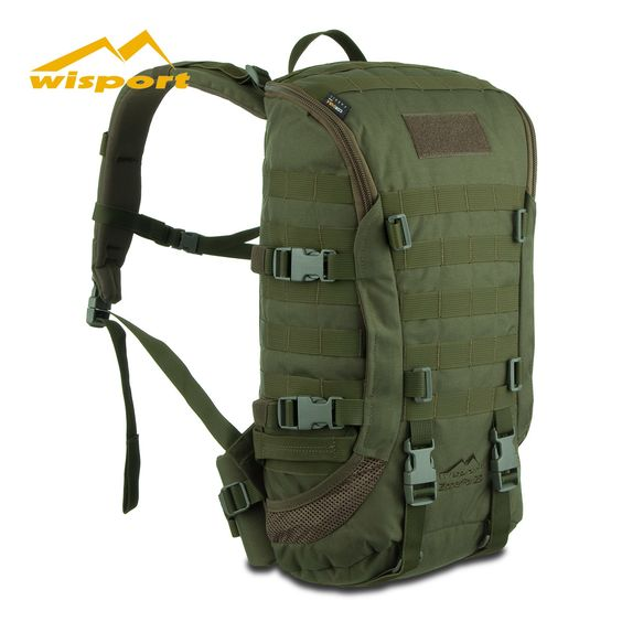 The range of new Wisport ZipperFox 25L Rucksacks is available now at Military 1st online store. With inverted U-shaped clamshell zip opening proving easy access to the main compartment, rear hydration pocket, MOLLE webbing throughout and redesigned SAS Plus carrying system ZipperFox is perfect for hiking and travel. From £99.95! Free UK delivery and returns. Competitive overseas shipping rates.