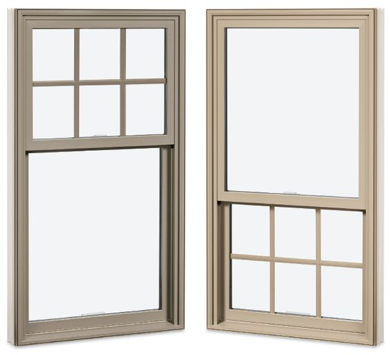 Cottages front rooms and style on pinterest for Window styles photos