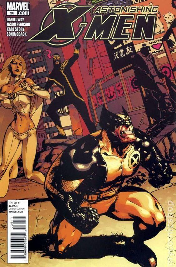 Astonishing X-Men (2004- 3rd Series) 36A