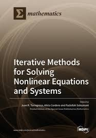 Iterative Methods for Solving Nonlinear Equations and Systems - Buscar con Google