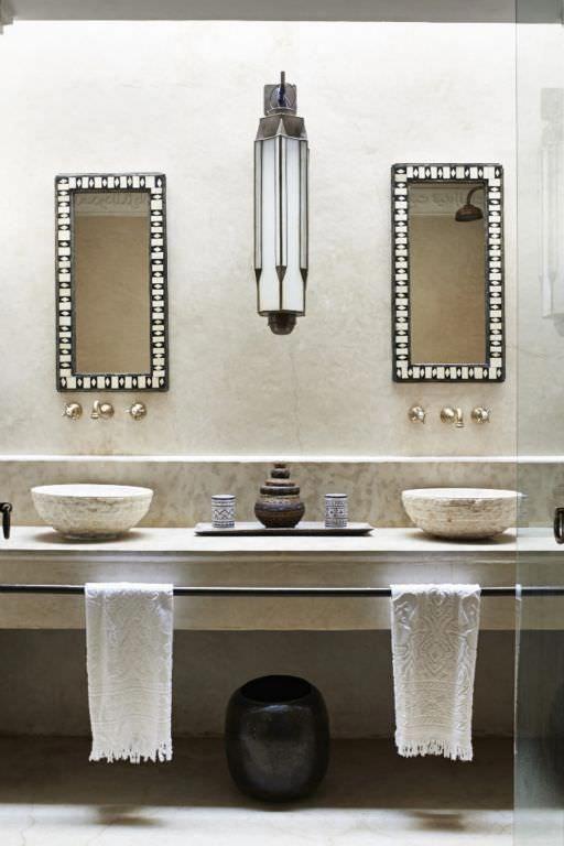 Bathroom Decorations Bronze Bathroom Accessories Moroccan Bone