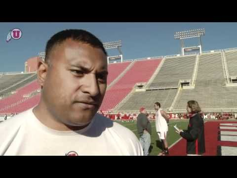 Today We Catch up with Assistant Head Coach, Defensive Coordinator, and Linebackers Coach, Kalani Sitake.