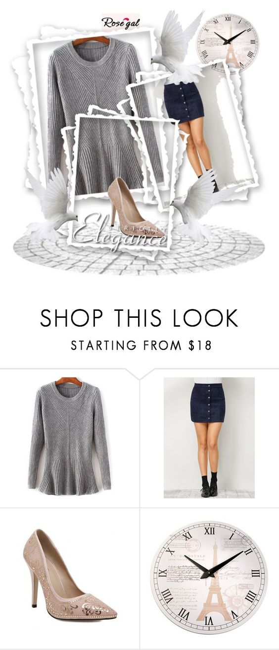 """""""Rosegal 75/80"""" by women-miki ❤ liked on Polyvore"""