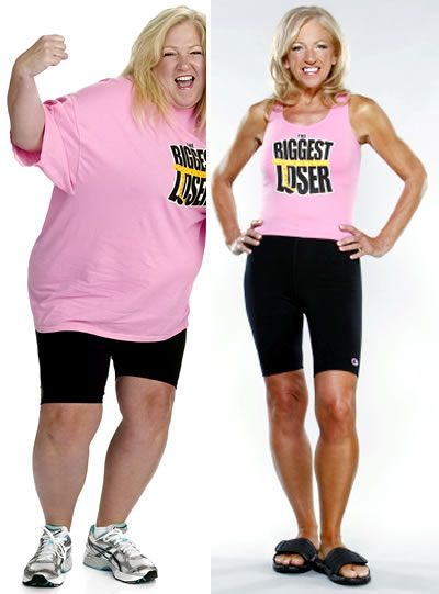 biggest loser before and after biggest loser before