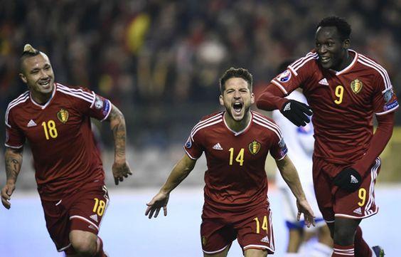 Bélgica segue na ponta do Ranking da Fifa