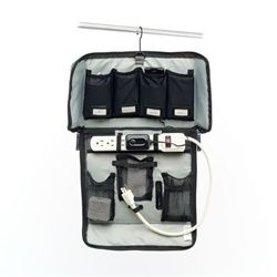 Travel Cord Organizer & Charging Case