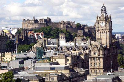 Edimburgo, immagini: