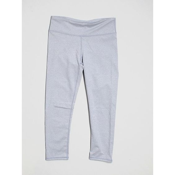 Pre-owned Fabletics Active Pants Size 0: Blue Women's Activewear ($16) ❤ liked on Polyvore featuring blue