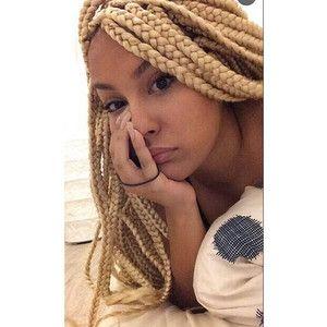 blondebox braids black women - Google Search