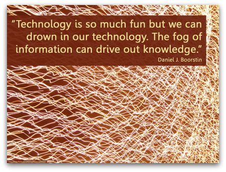"""In """"Information Overload: Causes, Symptoms and Solutions,"""" an article for the Harvard Graduate School of Education's Learning Innovations Laboratory (LILA), Joseph Ruff says that we are bombarded w..."""