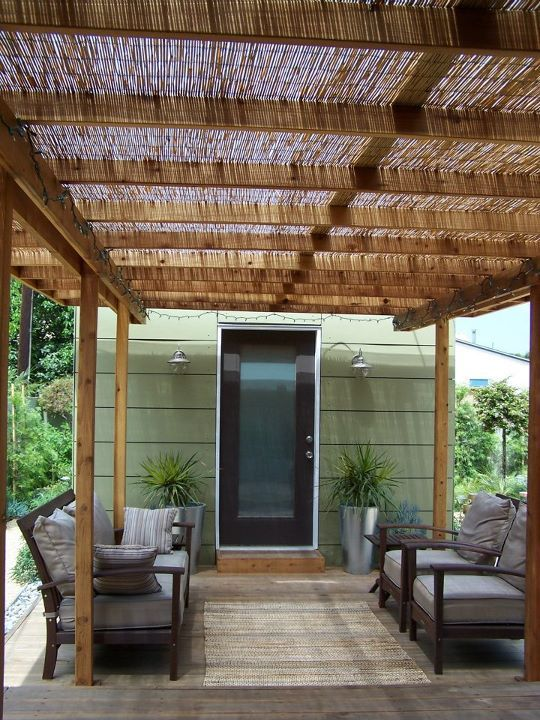Modern Shed Pergolas And Sheds On Pinterest