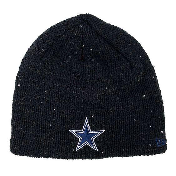 Dallas Cowboys New Era Glistener Knit Cap