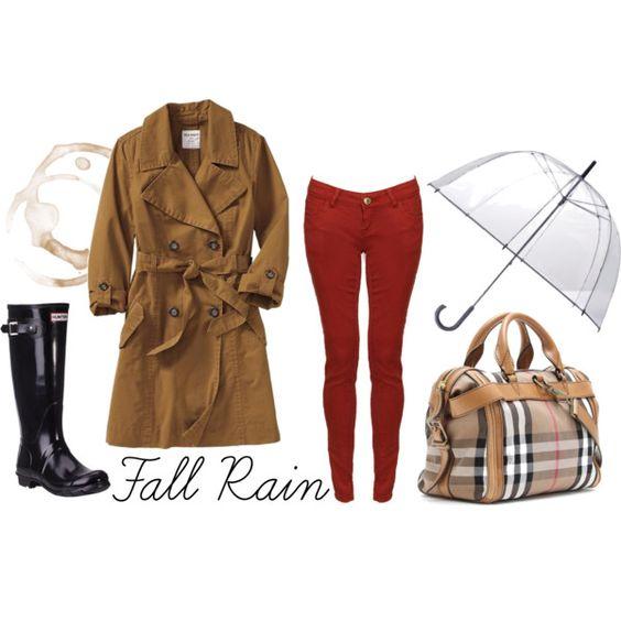"""Fall Rain.."" by jenny-stokes on Polyvore"