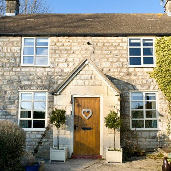 Exterior | Be inspired by a colourful and eclectic Victorian home in Gloucestershire | House tour | PHOTO GALLERY | 25 Beautiful Homes | Hou...