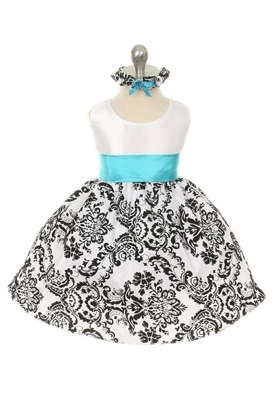 Kids Dream Party Dress | Infant Girls Party Dress