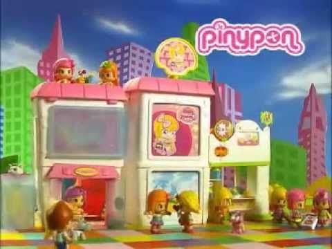 Chollo Centro Comercial Pinypon Por Solo 32 Euros Juguetes Infantiles Centro Comercial Juguetes