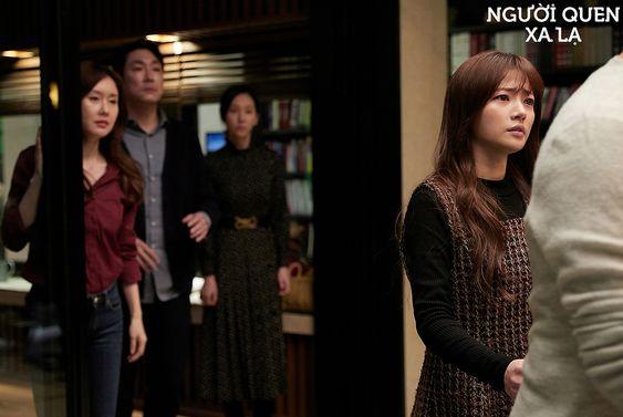 Phim người quen xa lạ Hàn Quốc Full HD
