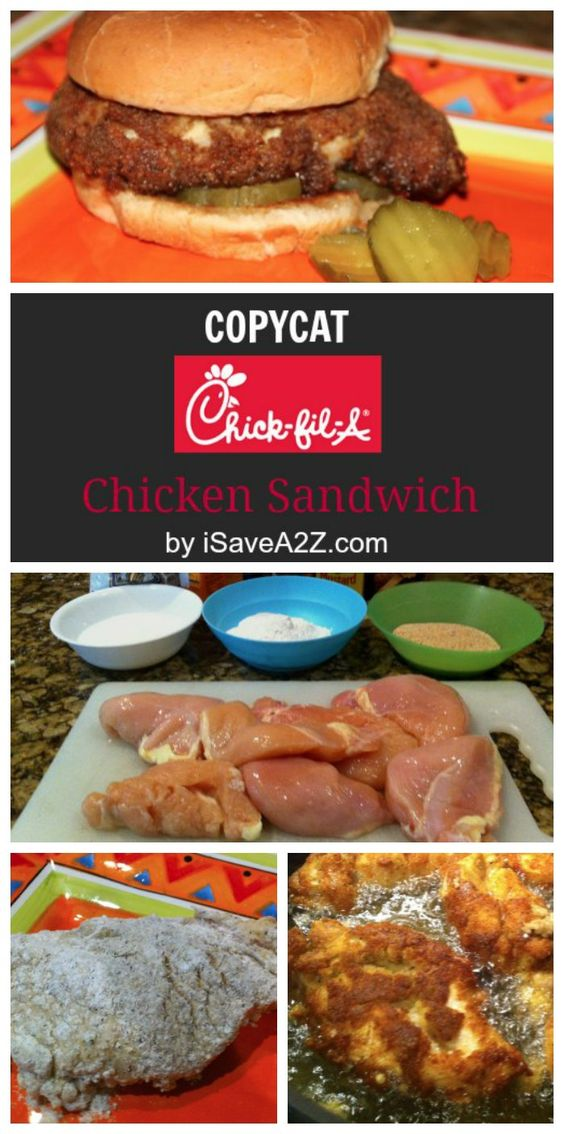 ChickFilA Copy Cat Recipe! You are gonna love this one!
