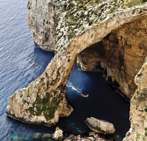 Blue Grotto, Malta • EXTEND YOUR LIFE > http://www.foreverhealthywater.com/