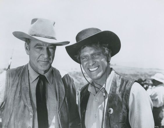 Gary Cooper and Burt Lancaster -- Vera Cruz