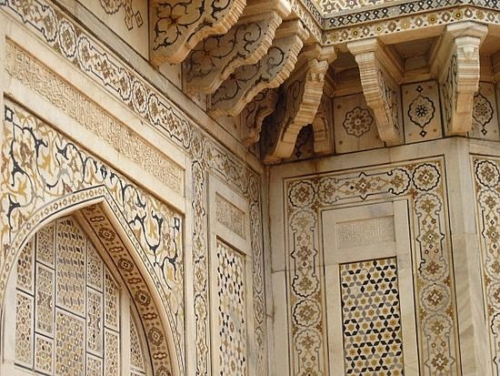 Interiors taj mahal places pinterest interiors for A l interieur inside