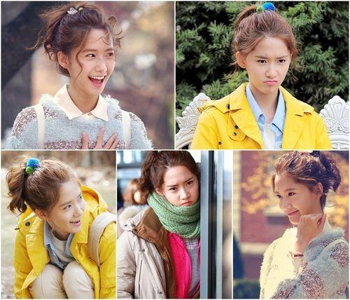 korean look