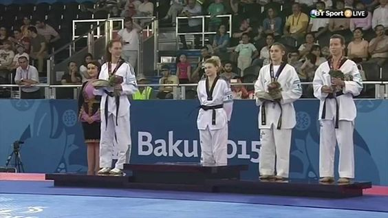 Another incredible day for Team GB in Baku 2015 with a Gold Medal for Charlie Maddock in the -49 Taekwondo, a Silver for Lani Belcher K1 5000m and a Bronze for Ed McKeever in the K1 200m !