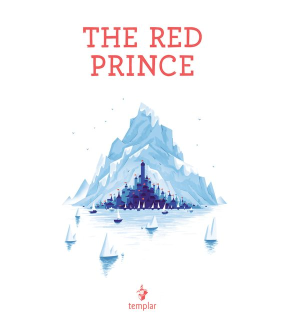 The Red Prince - New Book from Illustrator Tom Clohosy Cole!