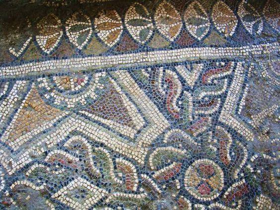 La villa romana di Casignana