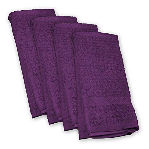 Purple Accessories, Kitchen Accessories, Purple Stuff, Purple Things, Terry  Towel, Dish Towels, Tea Towels, Kitchen Store, Purple Kitchen
