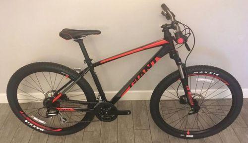 Buy 2018 Giant Talon 3 27 5 Mountain Bike Size Medium Bicycle Mountain Biking Bike
