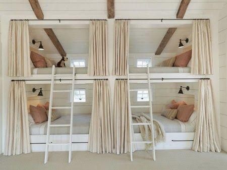 annorlunda våningssäng i litet sovrum - Sök på Google | Inredning ...