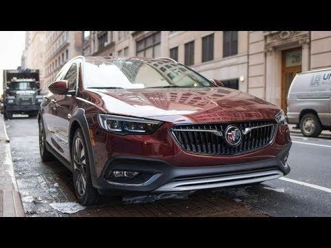 What Do You Want To Know About The 2018 Buick Regal Tourx