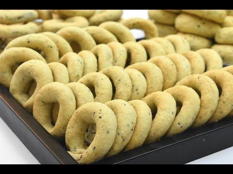 الكعك الفلسطيني على طريقة امي اطيب وانجح طريقة لعمل الكعك كعك العيد Cooking Recipes Cooking Food