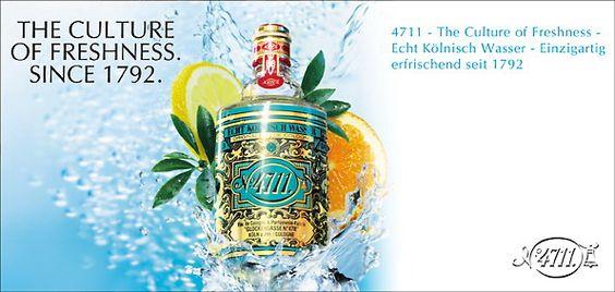 Mülhens 4711-Parfüm Sammlung