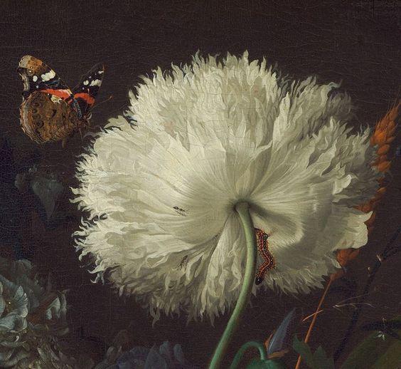 .:. Jan Davidsz. de Heem - Vase of Flowers, 1660