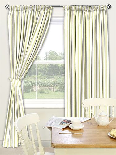 Green Curtains apple green curtains : Pinterest • The world's catalog of ideas