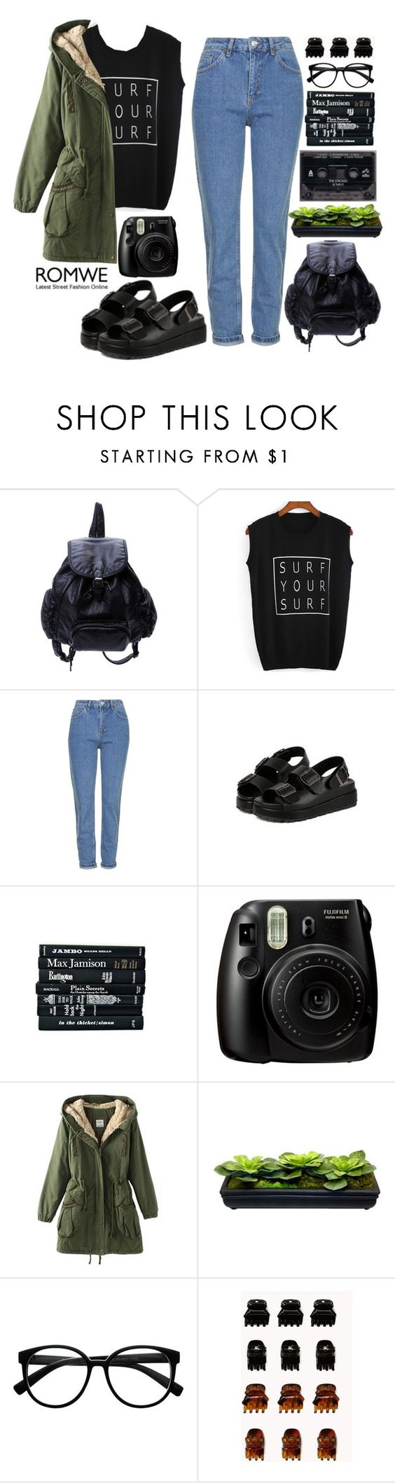 """""""#The Strokes - Under Cover of Darkness"""" by credentovideos ❤ liked on Polyvore featuring Topshop, Retrò and Forever 21"""