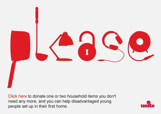 Virgin Unite - Donation Campaign - MARK