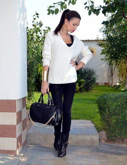 A simple fall affair (by Alina Filipescu) http://lookbook.nu/look/2590713-A-simple-fall-affair
