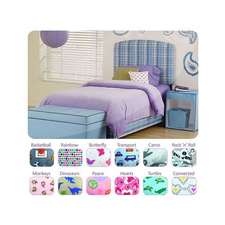 Twin Size Kid's Sheet Set in Playful Prints  $59.99 Retail Price  $15.00 Our Price  Only at nomorerack.com #deals