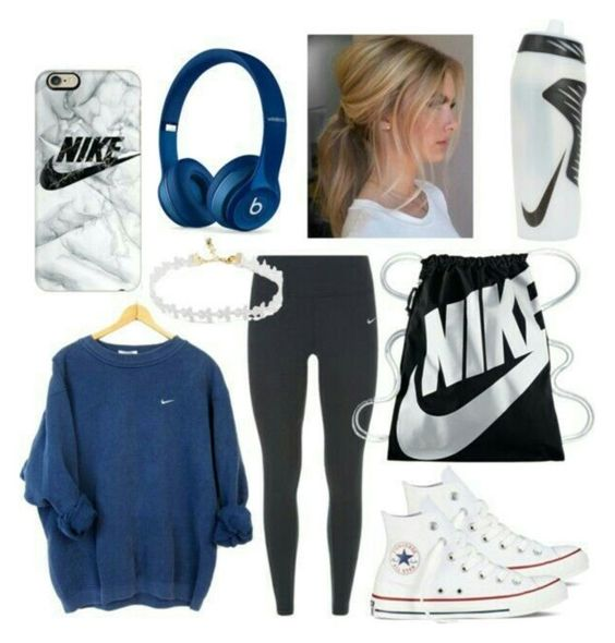 """""""Cutie Sporty"""" by aleisha-marie3611 on Polyvore"""