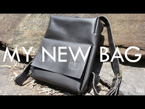 Leather backpack, stitch-by-stitch! - All