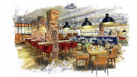 Whitbread to open new Bar + Block site in London
